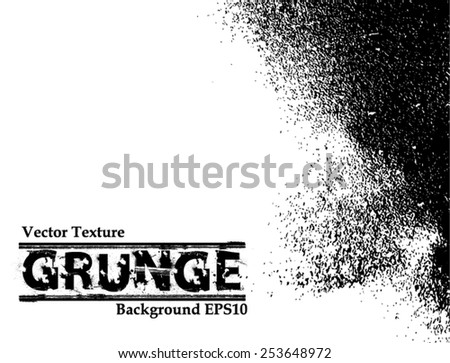 Abstract Background Texture . Grunge Texture. Grunge Background . Vintage Background . Distress Texture . Retro Background . Vector Background.  - stock vector