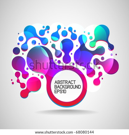Abstract background. Vector illustration (eps10) - stock vector