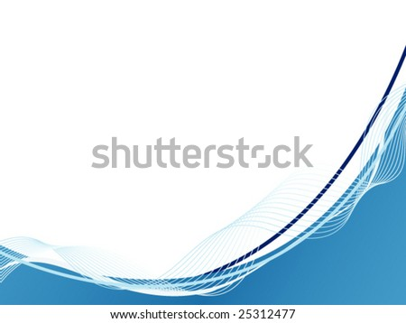 abstract background - vector image - stock vector