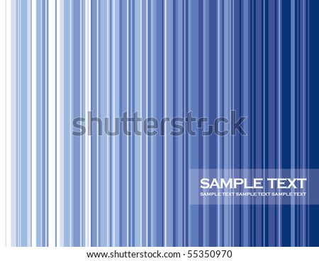 Abstract Background. Vector Stripes. - stock vector