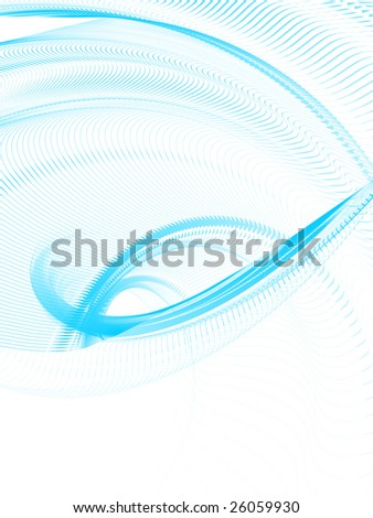 abstract background, vector, stylized waves, place for text