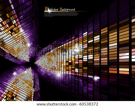 Abstract background. Vector. Visit my gallery for more. - stock vector