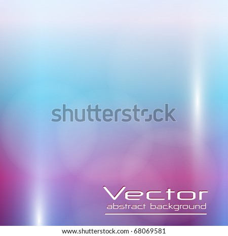 Abstract background violet blue jelly. Vector illustration. - stock vector