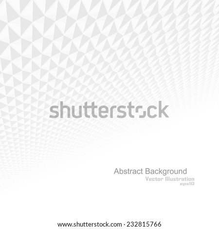 Abstract background, white texture - vector eps10 - stock vector