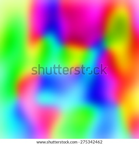 Abstract background with colorful blurred texture. For use as a design element in web, mobile applications, and printed media - stock vector