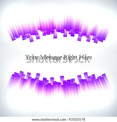 abstract background with place for your text. Business illustration