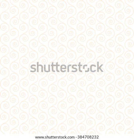 abstract background with seamless light colored floral pattern