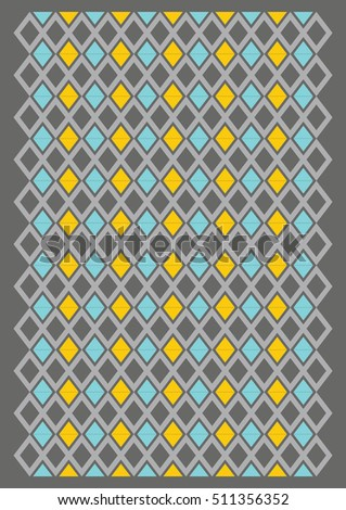 Abstract background with striped line pattern