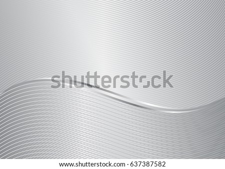 abstract background with wavy lines divided into two