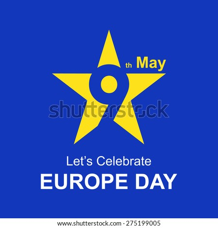 Abstract beautiful 9 star design elements stock vector 275199005 abstract beautiful 9 star design elements lets celebrate europe day 9 may european union pronofoot35fo Image collections
