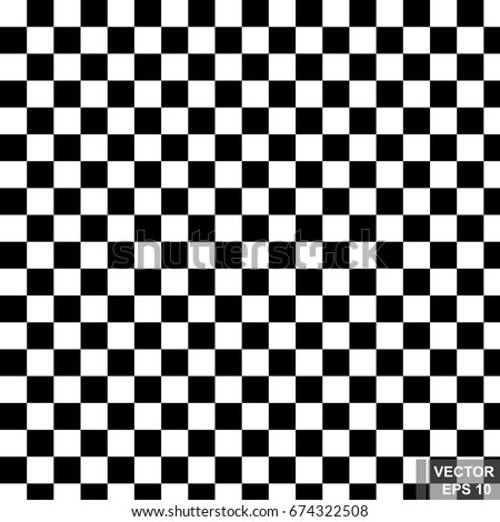 Abstract black white square pattern chess stock photo photo vector illustration 674322508 shutterstock