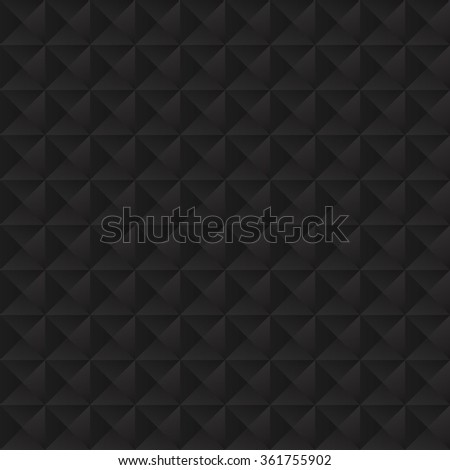 Abstract Black Background in Vector