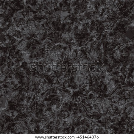 abstract black marble seamless texture vector background