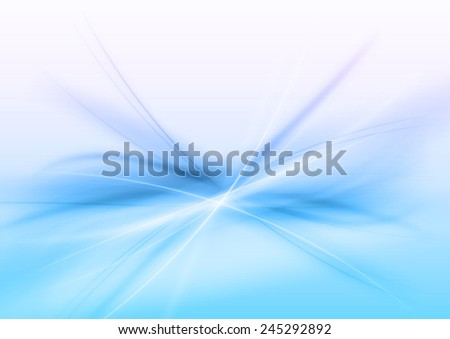 Abstract blue background. Vector illustration. - stock vector