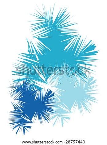 Crystalized flowers stock photos illustrations and vector art