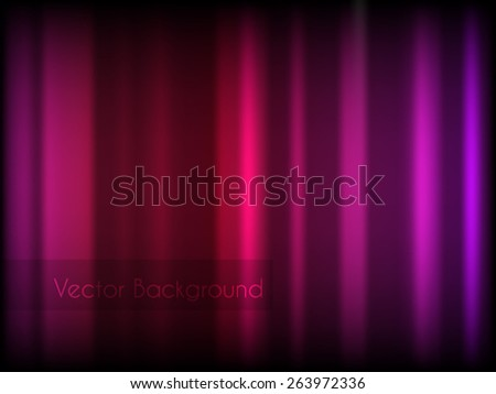 Abstract blurry wallpaper with many mauve colors. Vector version, raster file available in portfolio. - stock vector