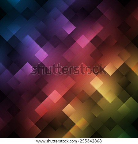 Abstract Bright Spectrum Wallpaper Vector Illustration For Modern Disco Design Cool Pattern Background