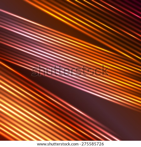 Abstract bright vector background - stock vector