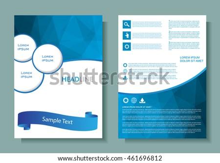 sample flyers design