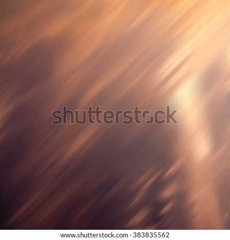 abstract brown motion blur background vector illustration