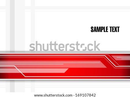 Abstract business background - vector illustration for your business card or brochure design.