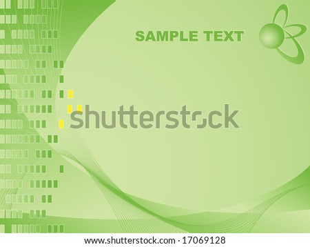 abstract business background with logo and copy space