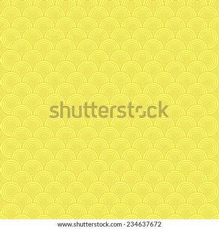 Abstract Chinese new year background / Modern Chinese new year pattern vector design  - stock vector