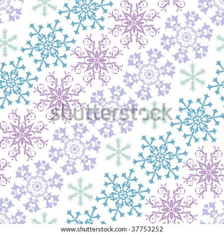 Abstract christmas pastel diagonal seamless pattern (vector) - stock vector