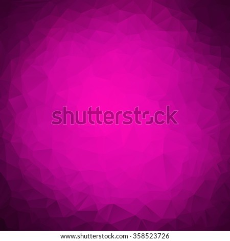Abstract circle violet texture background - stock vector