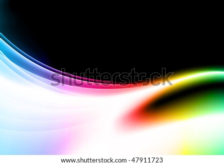 Abstract Color Background Original Vector Illustration