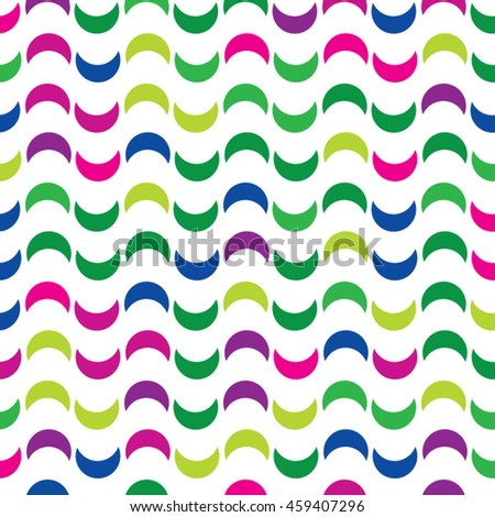 Abstract color pattern. Geometric background
