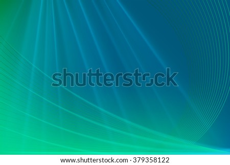 Abstract Colored Line Background Vector Illustration EPS10 - stock vector