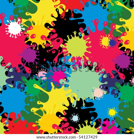 Abstract colorful background. Vector. - stock vector