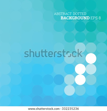 Abstract colorful background, vector editable eps 8 - stock vector
