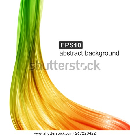Abstract colorful background. Vector illustration.  - stock vector