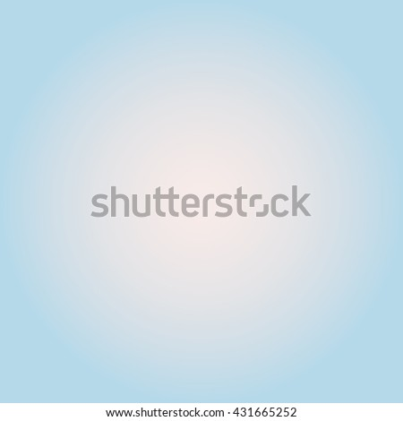 Abstract colorful blurred vector background. - stock vector