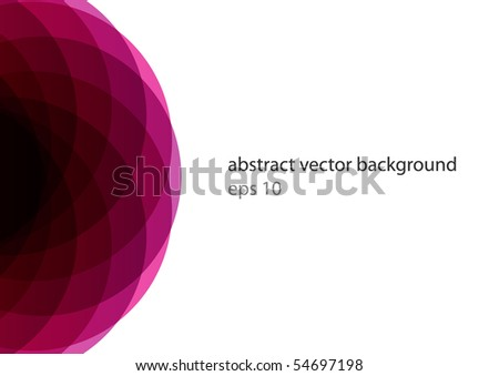 Abstract colorful ornament background - stock vector