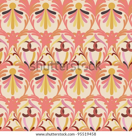Abstract colorful pattern - stock vector