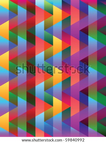 Abstract colorful texture.Vector. - stock vector