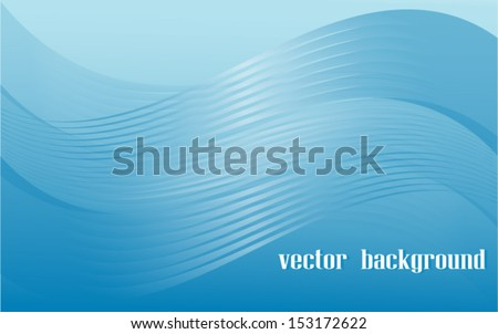 Abstract  colors wave background.