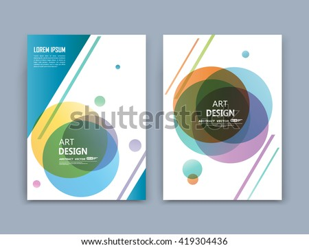 Abstract composition, font texture, white business card set, infograhic element collection, a4 brochure title sheet, patch part construction, creative text frame surface, figure logo icon, EPS10 image - stock vector