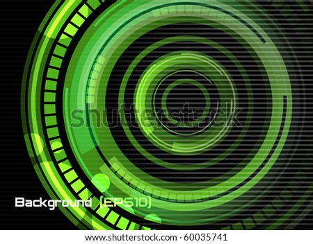 Abstract contemporary vector background. Contain transparency and clipping mask. eps10 - stock vector