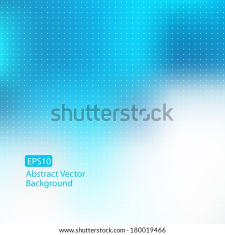 Abstract cool blue design background EPS10 vector template for various artworks, DVDs, graphics, cards, banners, ads and much more. Plenty of space for text. - stock vector