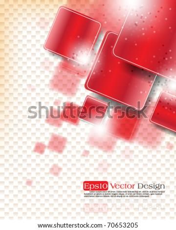 Abstract corporate design. eps10 vector - stock vector