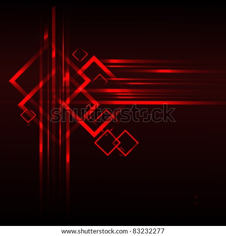 Abstract design. Vector illustration - stock vector