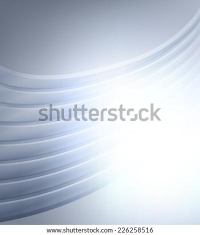 Abstract digital art background illustration - stock vector