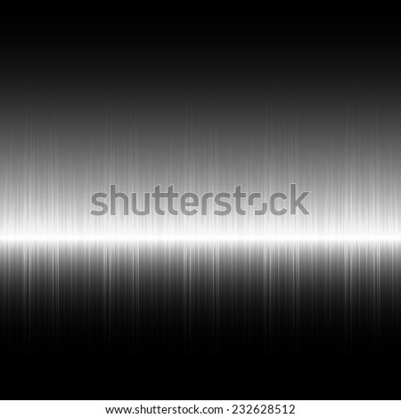 Abstract digital background with grayscale equalizer.  - stock vector