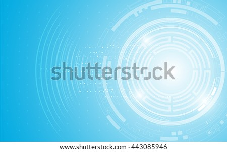 abstract digital texture pattern technology innovation concept background - stock vector