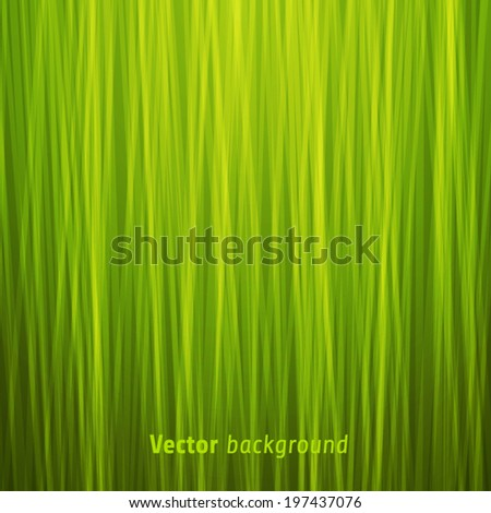 Abstract eco fibers vector background.