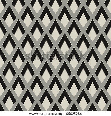 abstract fabric vector seamless background. Vector illustration - stock vector